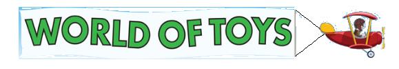 World of Toys expanderar